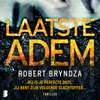 Laatste adem - Robert Bryndza