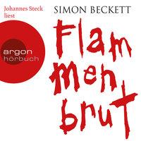 Flammenbrut - Simon Beckett