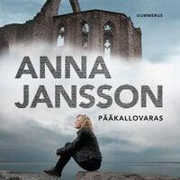 Pääkallovaras - Anna Jansson