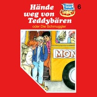 Pizzabande - Folge 6: Hände weg von Teddybären - oder Die Schmuggler - Evelyne Kolnberger