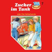 Pizzabande - Folge 7: Zucker im Tank - oder Die Hehlerbande - Tina Caspari