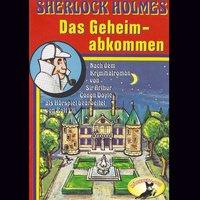 Sherlock Holmes: Das Geheimabkommen - Sir Arthur Conan Doyle, Rolf Ell