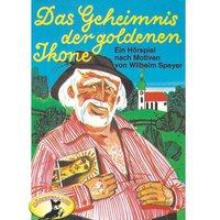 Das Geheimnis der goldenen Ikone - Wilhelm Speyer, Rolf Ell