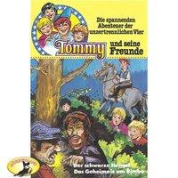 Tommy und seine Freunde - Folge 2: Der schwarze Hengst / Das Geheimnis um Bimbo - Gören Stendal
