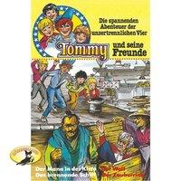 Tommy und seine Freunde - Folge 3: Der Mann in der Kiste / Das brennende Schiff / Der Wolf / Der Zauberring - Gören Stendal