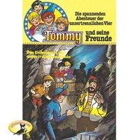 Tommy und seine Freunde - Folge 8: Das Geheimnis der unterirdischen Höhle - Anke Beckert