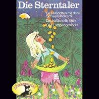 Die Sterntaler und weitere Märchen - Hans Christian Andersen, Gebrüder Grimm
