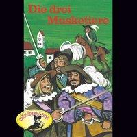 Die drei Musketiere - Alexandre Dumas