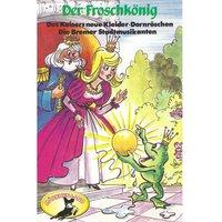 Der Froschkönig und weitere Märchen - Hans Christian Andersen, Gebrüder Grimm
