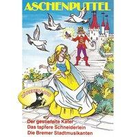 Aschenputtel und weitere Märchen - Hans Christian Andersen, Gebrüder Grimm