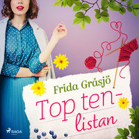Top ten-listan - Frida Gråsjö