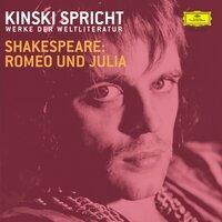 Kinski spricht Shakespeare - Teil 2: Romeo und Julia - William Shakespeare