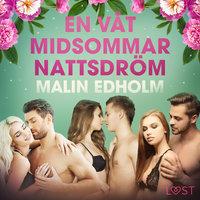 En våt midsommarnattsdröm - erotisk novell - Malin Edholm
