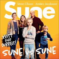 Sune vs Sune - Anders Jacobsson, Sören Olsson