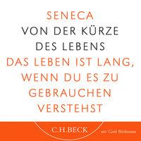 Von der Kürze des Lebens - Seneca