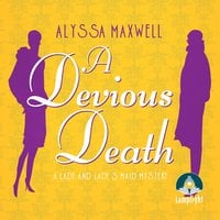 A Devious Death - Alyssa Maxwell