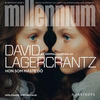 Hon som måste dö - David Lagercrantz