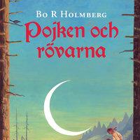 Pojken och rövarna - Bo R. Holmberg