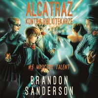Mroczny talent - Brandon Sanderson