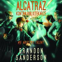 Mroczny talent - Brandon Sanderson