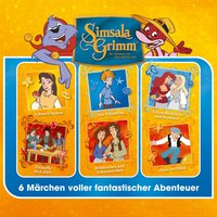 SimsalaGrimm Hörspielbox, Vol. 3 - Harry Schnitzler, Christian Hagitte, Bert Simon Bertling