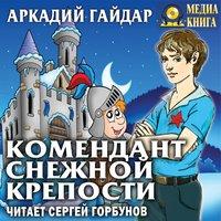 Комендант снежной крепости - Аркадий Гайдар