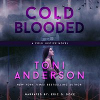 Cold Blooded - Toni Anderson
