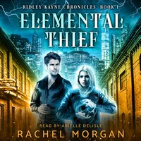Elemental Thief - Rachel Morgan