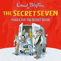 Puzzle For The Secret Seven - Enid Blyton