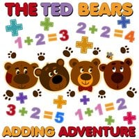The Ted Bears Adding Adventure - Roger Wade