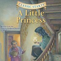 A Little Princess - Frances Hodgson Burnett,Tania Zamorsky