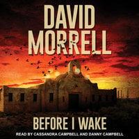 Before I Wake - David Morrell