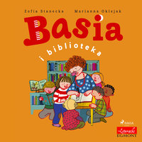 Basia i biblioteka - Zofia Stanecka