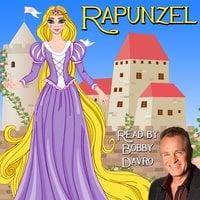 Rapunzel - Jacob Grimm, Wilhelm Grimm, Mike Bennett