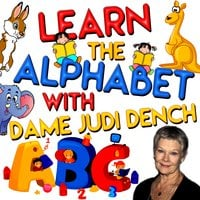 Learn the Alphabet with Dame Judi Dench - Tim Firth,Martha Ladly Hoffnung
