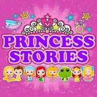 Princess Stories - Jacob Grimm, Wilhelm Grimm, Hans Christian Anderson, Gabrielle-Suzanne Barbot De Villeneuve, Roger Wade, Elizabeth Baker