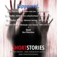Kippenvel! - Robert Bloch, M.R. James, Les Daniels
