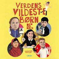 Verdens vildeste børn - David Pepe Birch