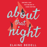 About That Night - Elaine Bedell