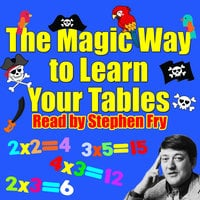 The Magic Way to Learn Your Tables - Robert Howes, Rod Argent