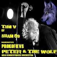 Peter and the Wolf - Serge Prokofiev,Klaus Haupmann