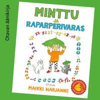 Minttu ja raparperivaras - Maikki Harjanne