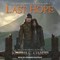 Last Hope - Joshua C. Chadd