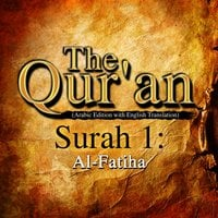 The Qur'an (Arabic Edition with English Translation) - Surah 1 - Al-Fatiha - Traditonal
