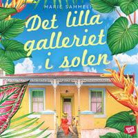 Det lilla galleriet i solen - Marie Sammeli