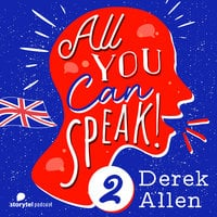 Politics and Power - All you can speak! - Derek Allen