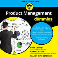 Product Management for Dummies - Brian Lawley, Pamela Schure