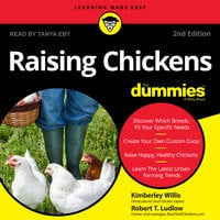 Raising Chickens for Dummies - Robert T. Ludlow, Kimberley Willis