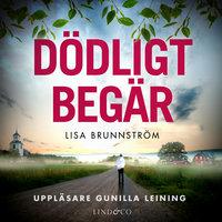 Dödligt begär - Lisa Brunnström