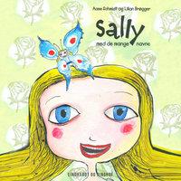 Sally med de mange navne - Aase Schmidt